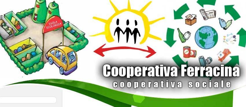 Cooperativa Ferracina gestione isole ecologiche