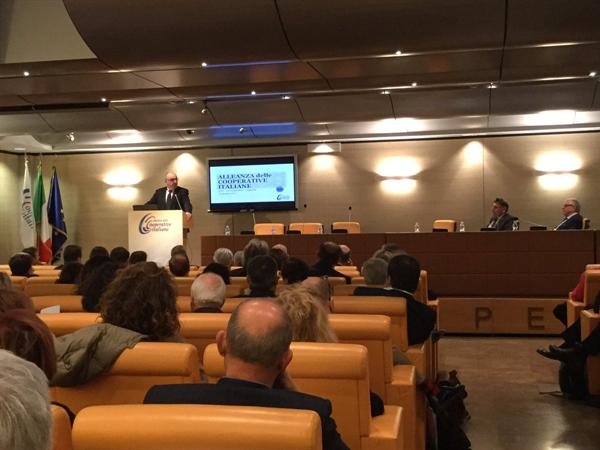 Maurizio Gardini presidente per il 2017 di Alleanza delle Cooperative