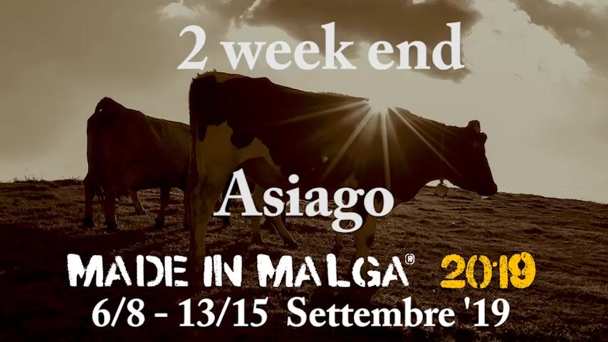 Preparatevi a partecipare a Made in Malga – …